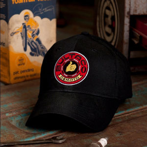 Bultaco Motorcycle Hat Cap Embroidered - NEW
